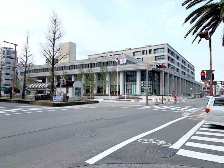 """""""高知市新庁舎"""""""